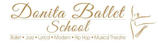 Ballet School in Ontario, Canada | Lyrical Dance, Musical Theatre & More! | Donita Ballet School